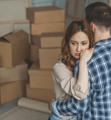 How to Deal with Moving Away from Home and Family