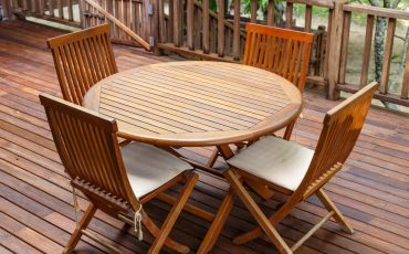 Can You Pressure Wash Teak Furniture?